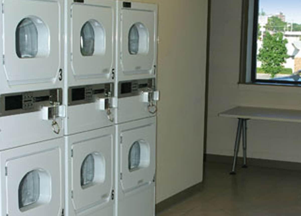 Daybreak Suites Laundry